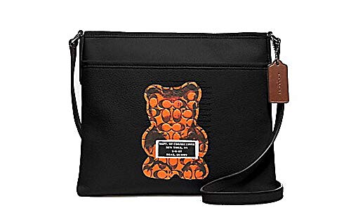 Coach File Bag Crossbody Vandal Gummy F76655