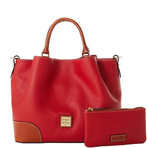 Dooney & Bourke Pebbled Leather Brenna Bag