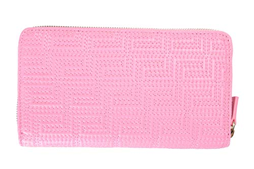Versace 100% Leather Pink Women's Wallet