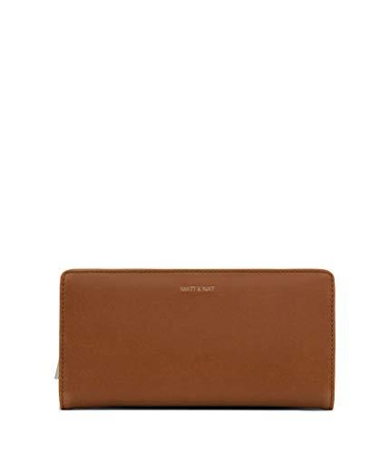 Matt & Nat Duma Handbag, Vintage Wallets Collection, Chili (Brown)