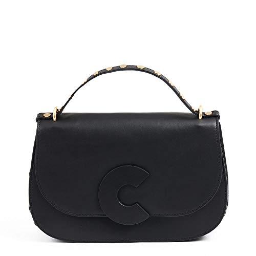 COCCINELLE Bag CRAQUANTE ROCK Female Black – E1CK1120201001