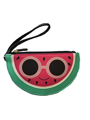 Betsey Johnson Luv Betsey Watermelon Coin Purse lbsliced