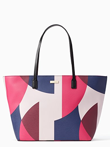 Kate Spade Women's Tote/Shoulder Bag, Margareta, Shore Street, Geo Spotlight