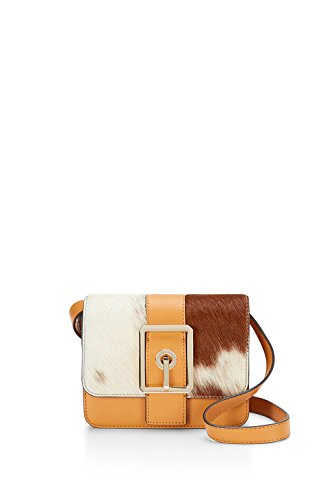 Rebecca Minkoff Hook Up Ladies Small Leather Haircalf Crossbody Bag HSP7IHCX26