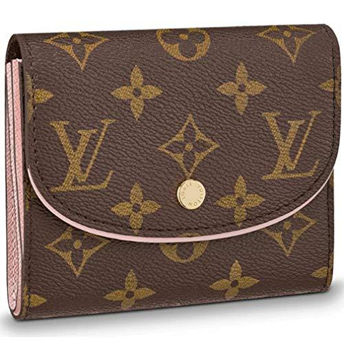 Louis Vuitton Monogram Canvas Ariane Wallet Rose Balleria Pocket Article: M62037