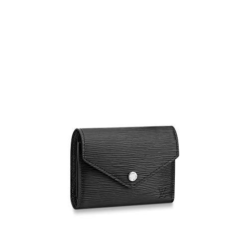 Louis Vuitton Victorine Wallet Epi Leather M62173 Noir