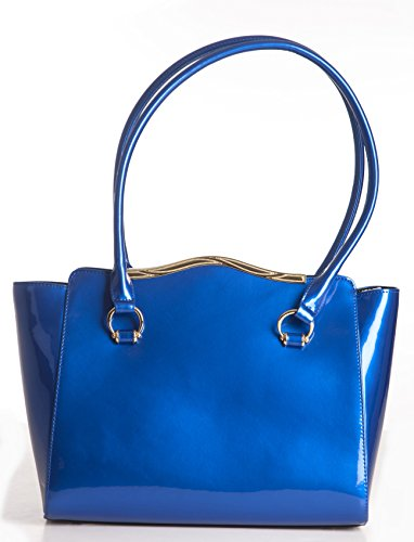 Bravo Marina Tote Bag, Blue