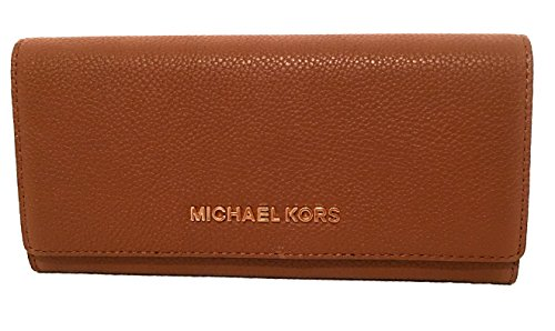 Michael Kors Jet Set Travel Carryall Wallet in Luggage