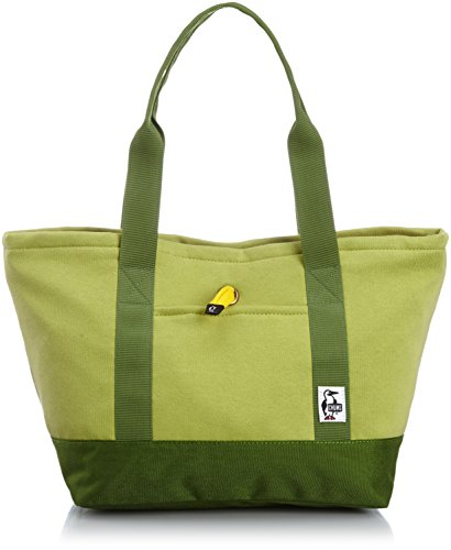 Chums Tote Bag Sweat Nylon-Herbal/Tree Tops