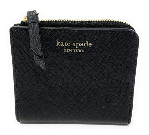 Kate Spade New York Women's Cameron Street Adalyn BiFold Wallet, Nw Black