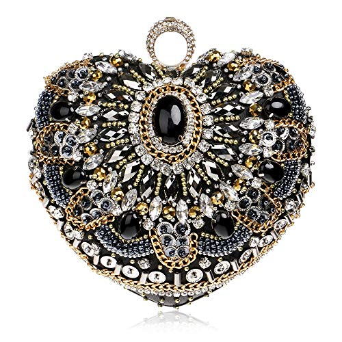 LHQ-HQ Women's Clutches Evening Bag Clutch Purse Bags Special Occasion Evening Handbags