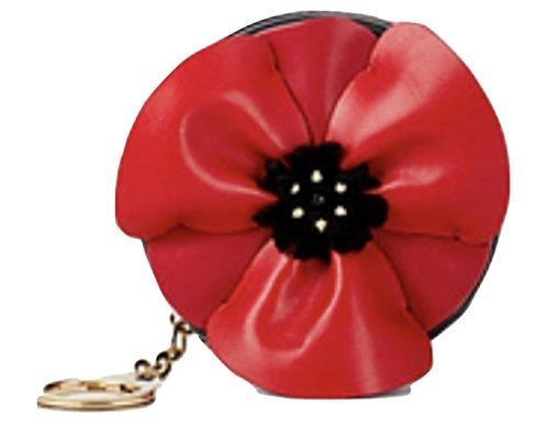 Kate Spade Poppy Coin Purse Ooh La La Multi Leather