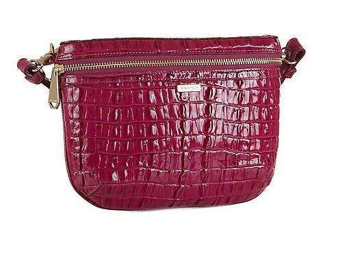 Brahmin Belt Bag Fushia